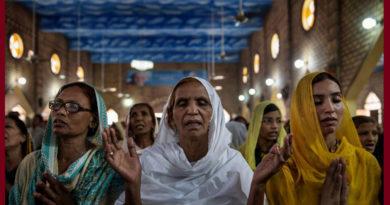 Pakistan: Conferenza stampa alla Camera per la libertà religiosa dei cristiani